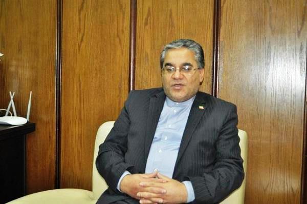 السفير الايراني لدى الأردن مجتبه بردسبور