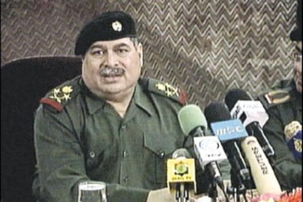 سلطان هاشم وزير الدفاع العراقي السابق المحكوم بالاعدام