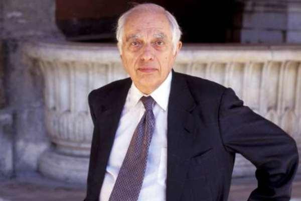 المؤرخ المخضرم في شؤون الشرق الأوسط برنارد لويس