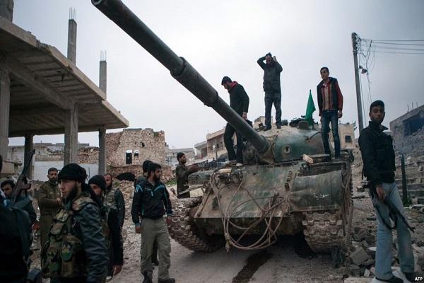 المعارض السورية المسلحة في إدلب