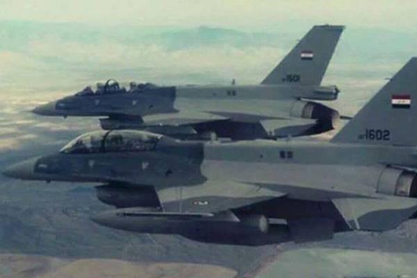 طائرات أف 16 العراقية
