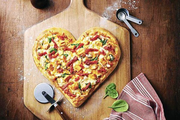 البيتزا يمكن أن تكون صحية