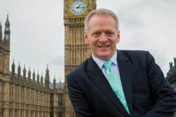 وزير العدل البريطاني المستقيل فيليب لي