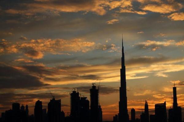 إنجازات دبي في مجال الإعمار استأثرت باهتمام عالمي واسع