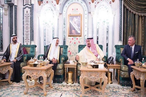 السعودية والامارات والكويت تقدم مساعدات للاردن ب2