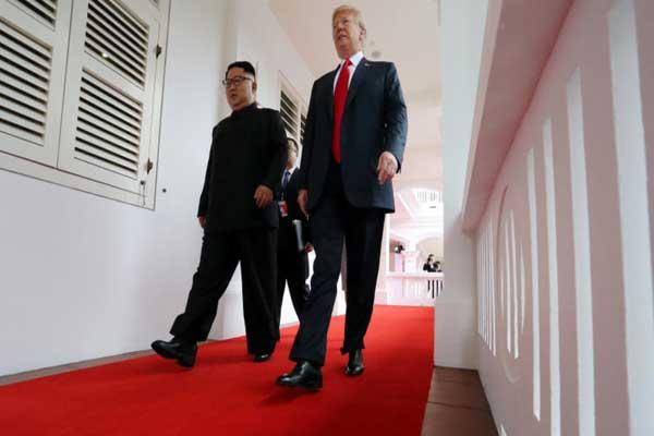 كوريا الشمالية تعوّل على القمة في إنعاش العلاقات