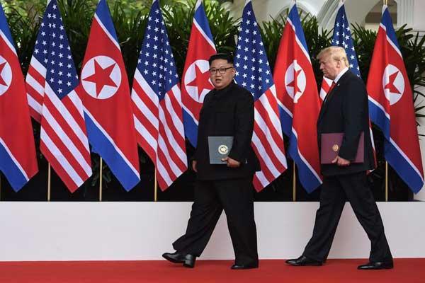 العالم قد يصبح أكثر أمنًا في ما لو تطورت علاقات كوريا الشمالية وأميركا نحو الأفضل