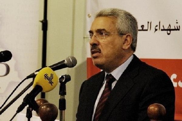 مرشح حزب الدعوة الاسلامية لرئاسة الوزراء طارق النجم