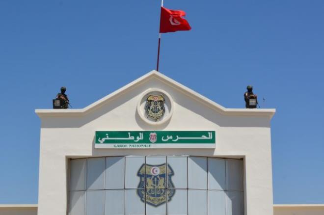 مركز للحرس الوطني التونسي - أرشيفية