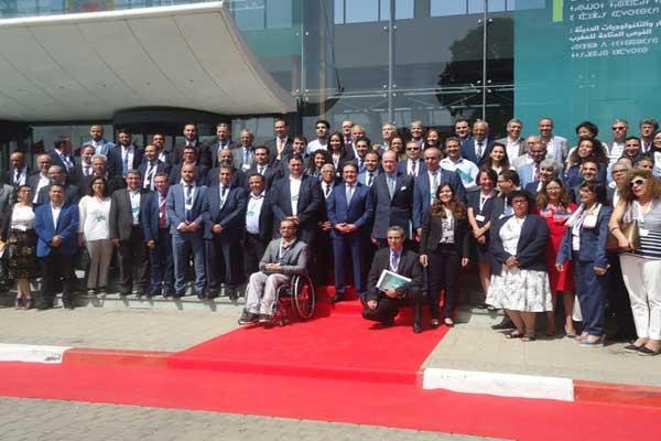 صورة تذكارية للمشاركين في الورشة