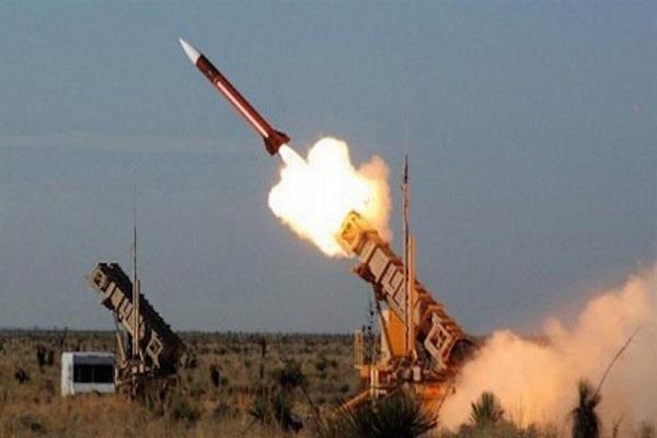 قوات الدفاع السعودي تعترض صاروخًا باليستيًا