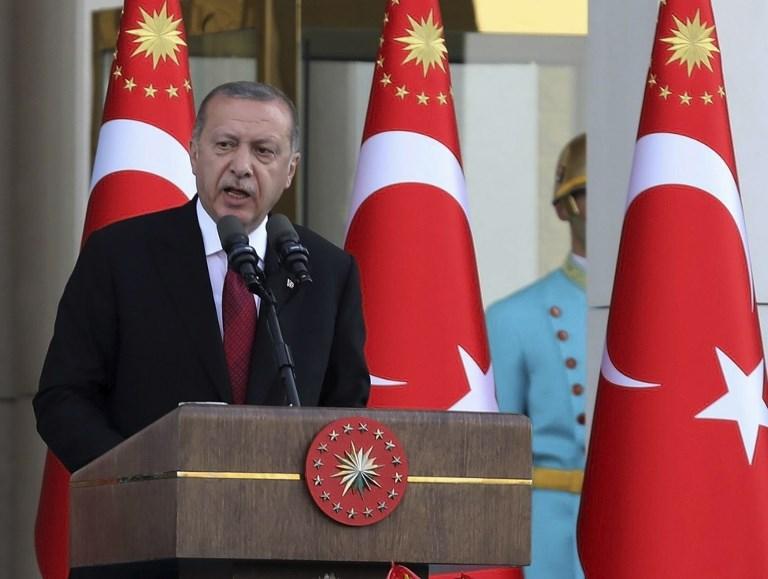 إردوغان يعين صهره وزيرا للمالية في الحكومة الجديدة
