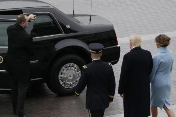 السيارات الرئاسية تقاوم الرصاص والانفجارات