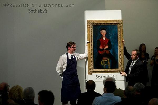 خبراء يقولون إن سوق الفن يعاني من الإنهاك