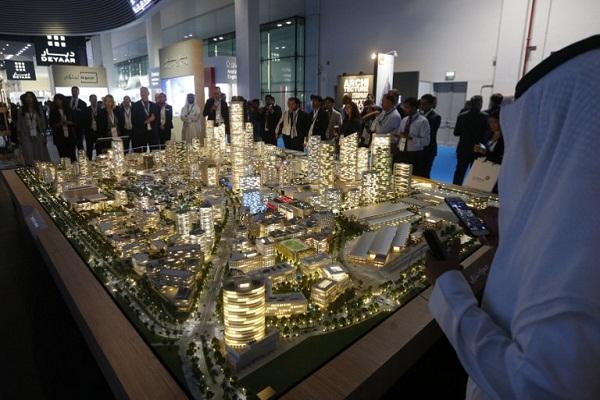 معرض تجاري في دبي