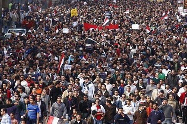 عراقيون في تجمع جماهيري
