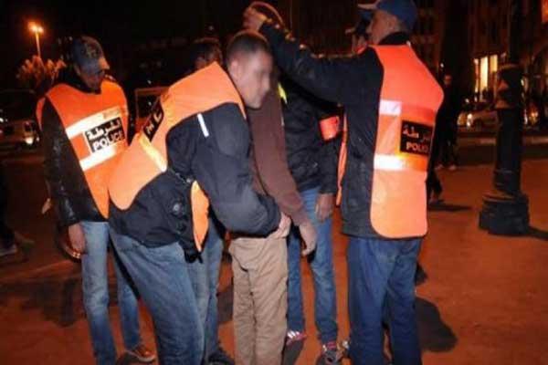 الشرطة القضائية بمدينة طنجة