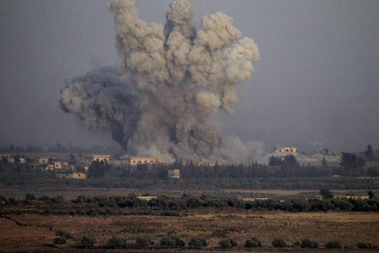 النظام السوري وإيران يستعجلان حلا عسكريا في إدلب