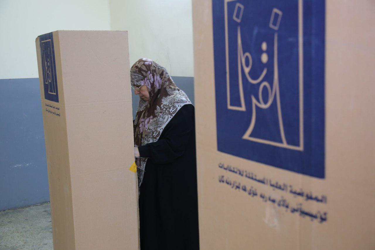 انتخابات 12 مايو في العراق شابتها شبهات تزوير