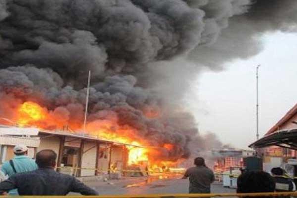 عشرات القتلى في تفجيرات انتحارية في محافظة السويداء