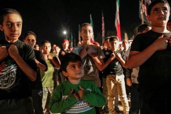 تجنيد الطلاب السوريين لاهداف النظام الايراني في سوريا