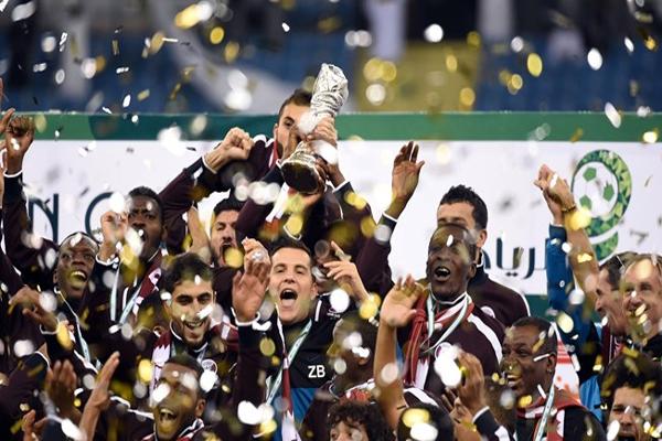 قطر بطلة خليجي 22