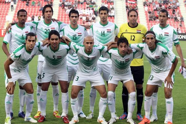 المنتخب العراقي