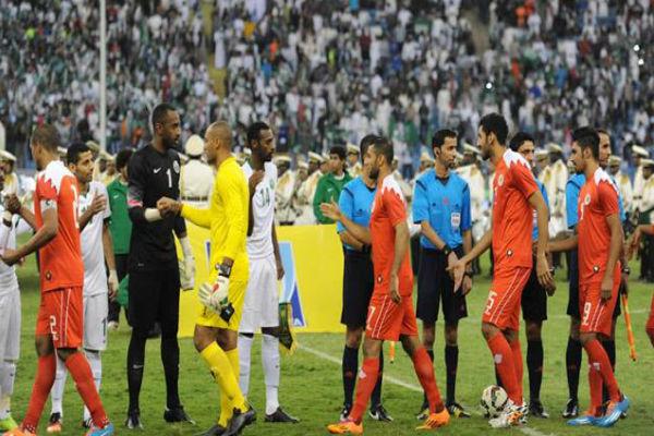 مباراة السعودية والبحرين الأخيرة في خليجي 22