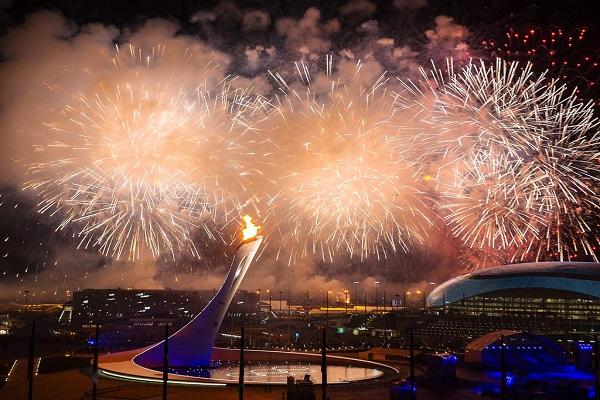 حفل افتتاح أولمبياد سوتشي