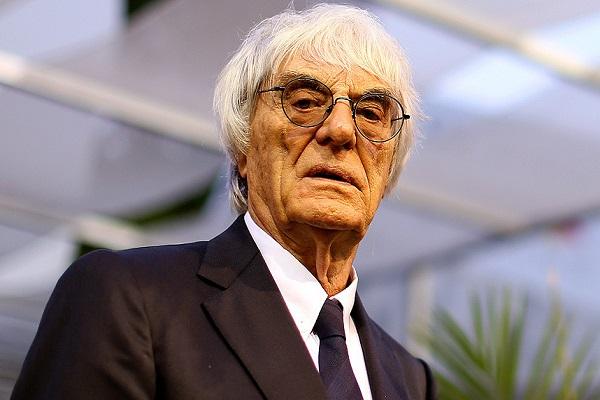 البريطاني بيرني ايلكيستون، مالك الحقوق التجارية لسباقات فورمولا واحد