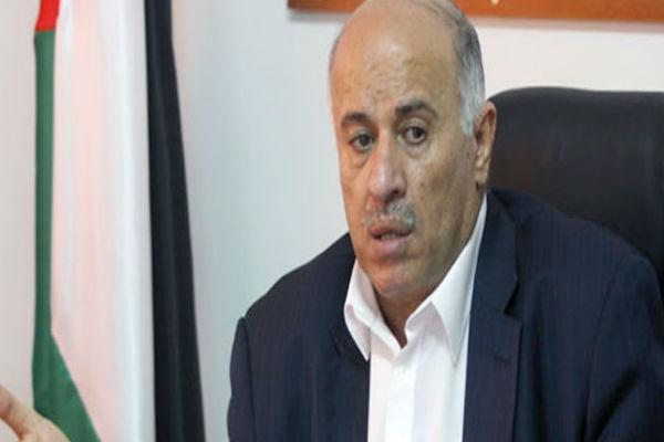 رئيس الاتحاد الفسطيني لكرة القدم اللواء جبريل الرجوب