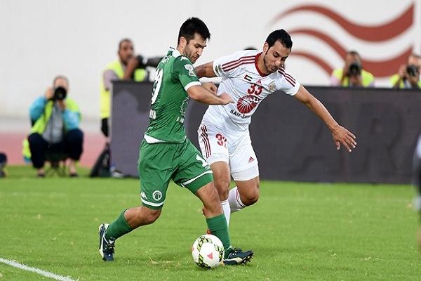 فوز الوصل والإمارات وتعادل الشعب في الدوري الإماراتي