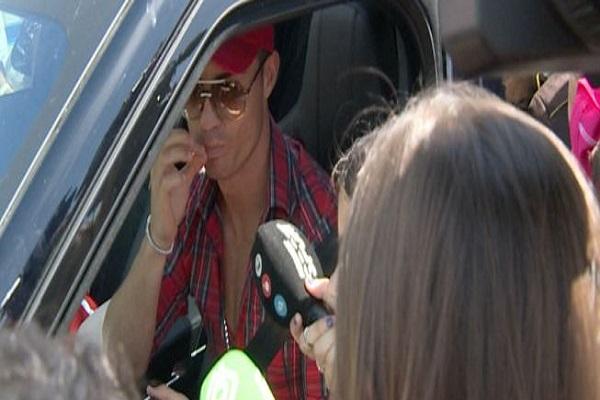 رونالدو يرفض التعليق على إهانة كاسياس لجماهير الريال