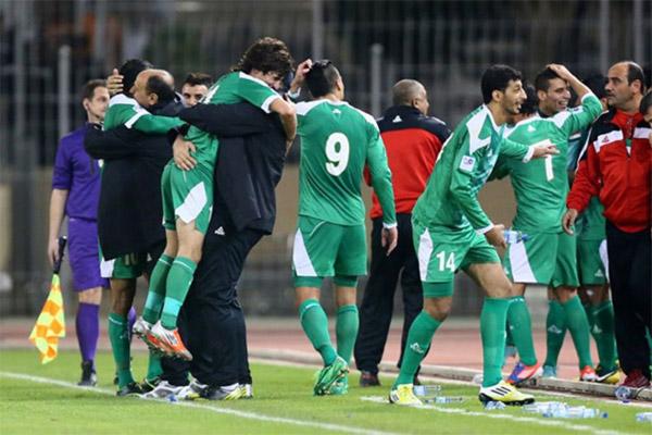 المنتخب العراقي يأمل في تحقيق فوزه الثاني وضمان وصوله إلى الدور ربع النهائي للبطولة