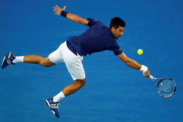 ديوكوفيتش إلى الدور الرابع من دورة استراليا المفتوحة