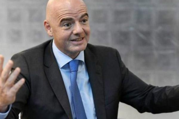 وعد إنفانتينو بزيادة عدد الدول المشاركة في كأس العالم إلى 40 قبل انتخابه رئيسا للفيفا