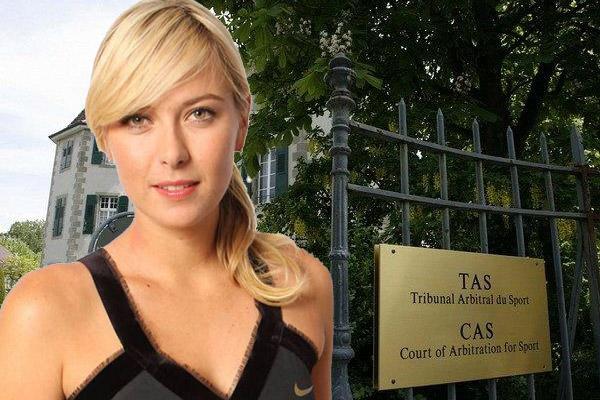 أعلنت محكمة التحكيم الرياضي (كاس) انها خفضت عقوبة الايقاف المفروضة على الروسية ماريا شارابوفا