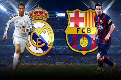 كلاسيكو برشلونة وريال مدريد لن يُبث في بريطانيا
