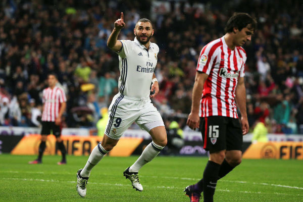 فوز صعب لريال مدريد على أتلتيك بلباو