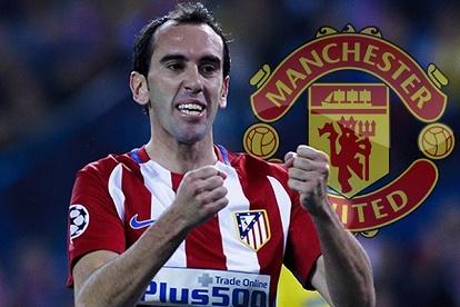 يونايتد يخطط لترميم دفاعه على حساب أتليتكو مدريد