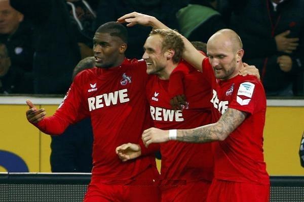 كولن يرتقي للمركز الثالث في الدوري الألماني