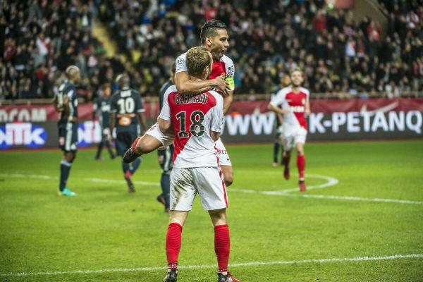 فوز ساحق لموناكو على مرسيليا
