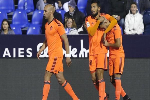 خطوة جيدة لفالنسيا نحو ثمن نهائي كأس إسبانيا