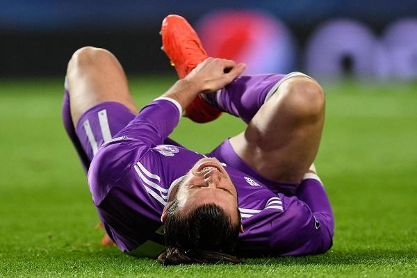 اريث بيل يُطمئن جماهير #ريال_مدريد على إصابته
