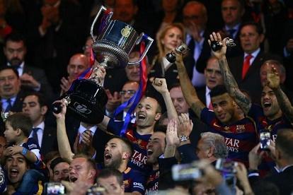 برشلونة يستهل حملة الدفاع عن لقب كأس إسبانيا ضد هيركوليس