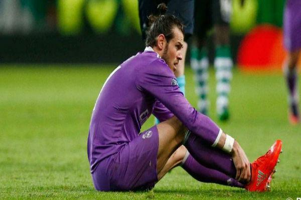الإصابة تبعد غاريث بيل عن ريال مدريد لمدة 4 أشهر