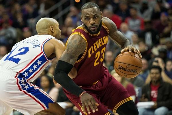 خسارة جديدة لكليفلاند وغولدن ستايت في الـ NBA
