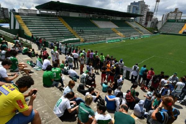 طلب الاتحاد البرازيلي من نادي شابيكوينسي خوض الجولة الأخيرة من الدوري البرازيلي أمام أتلتيكو مينيرو