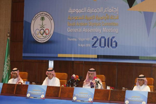 الأولمبية السعودية تعلن أسماء رؤساء الاتحادات لدورة 2017-2020