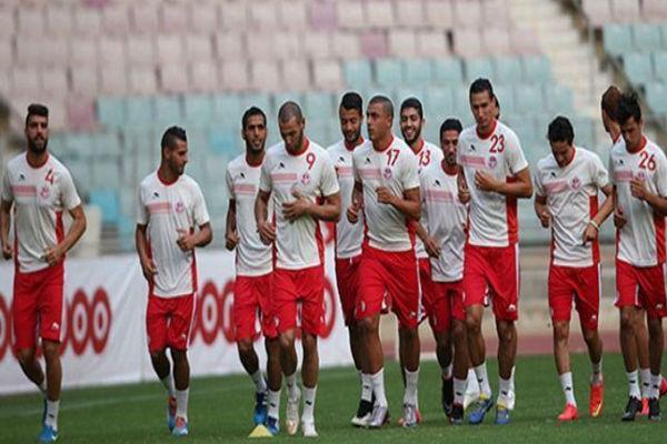 لاعبو المنتخب التونسي